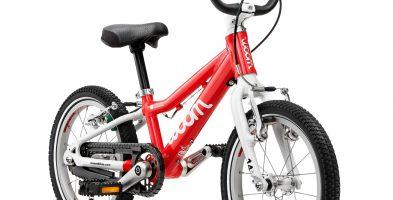 Обучение езде на велосипее